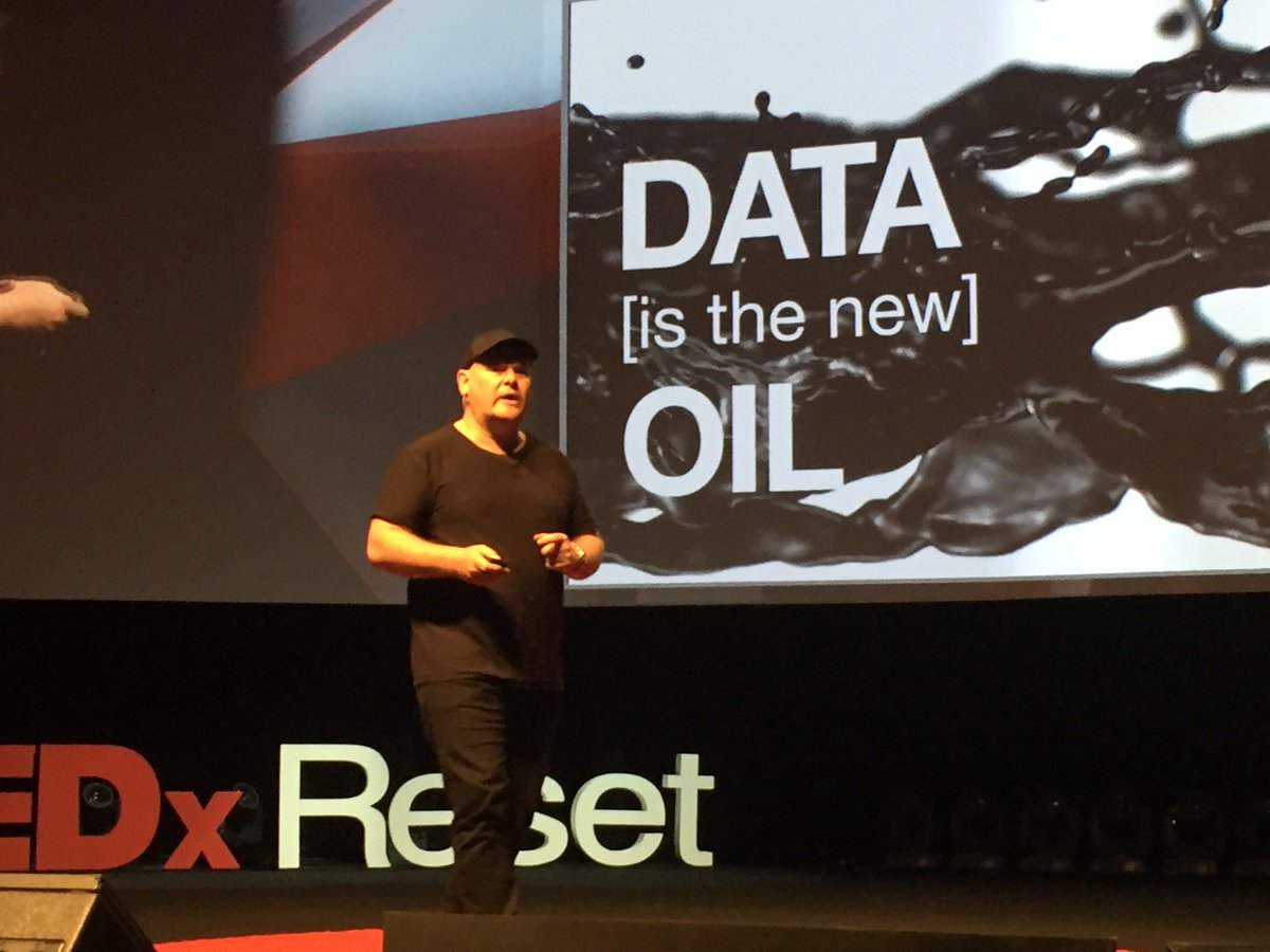 Peter Fossick at TEDx Reset